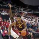 Randle, Brown and Nastic lead Stanford over ASU 89-70 The Associated Press