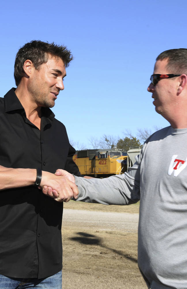Rangers still helping West, Texas, after explosion