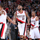 Blazers win fifth straight with 94-75 victory over Mavericks (Yahoo Sports)