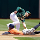 Houston Astros v Oakland Athletics Getty Images