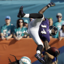 Dolphins safety Delmas to go on injured reserve The Associated Press