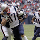 Patriots TE Gronkowski returning to old form The Associated Press