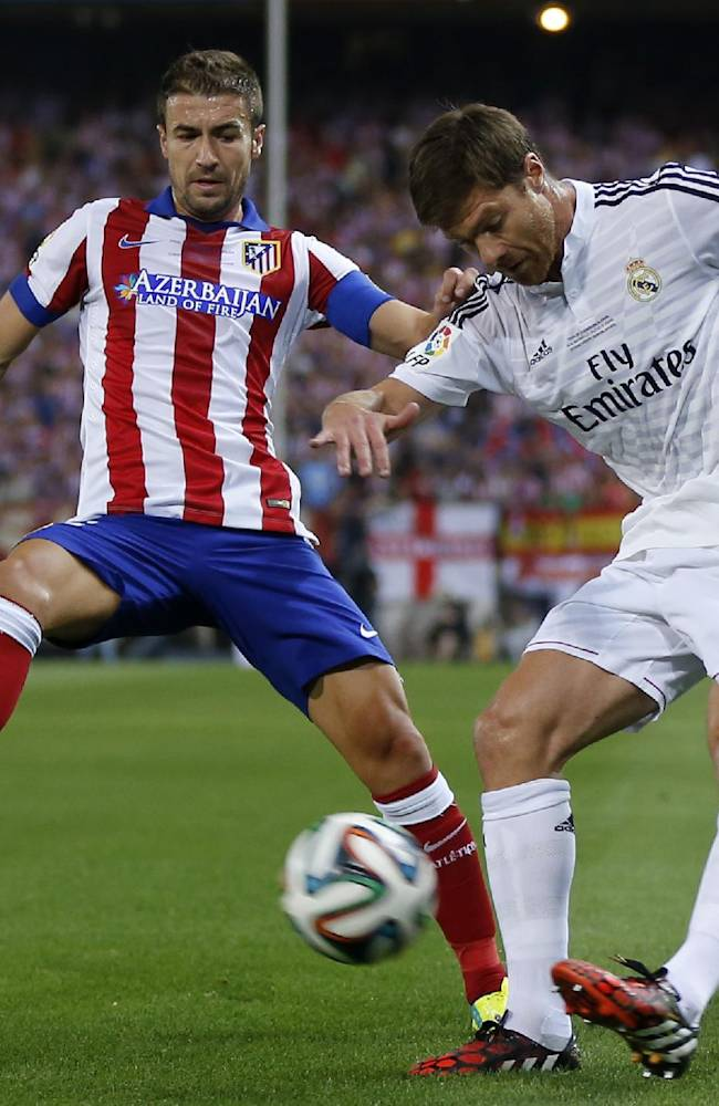 Bayern set to sign Xabi Alonso from Real Madrid
