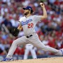 Kershaw voted top player by major leaguers The Associated Press