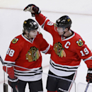 Blackhawks, Toews, Kane reach 8-year extensions The Associated Press