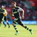 SOUTHAMPTON, ENGLAND - MAY 19:  Michael Owen of Stoke City in action during the Barclays Premier League match between Southampton and Stoke City at St Mary's Stadium on May 19, 2013 in Southampton, England.  (Photo by Bryn Lennon/Getty Images)