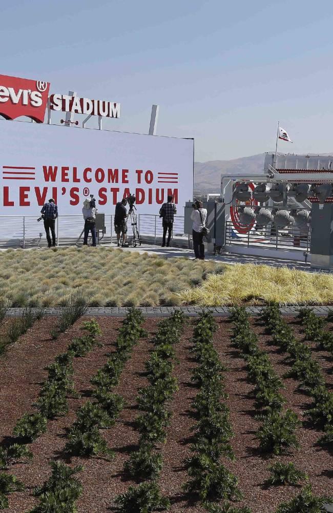 Clarification: 49ers-Stadium Opening story
