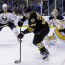 Lindback, Sabres beat Bruins 2-1 in shootout The Associated Press