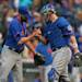 New York Mets v Chicago Cubs