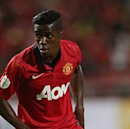 'Manchester United is where I want to stay' - Zaha rules out loan move