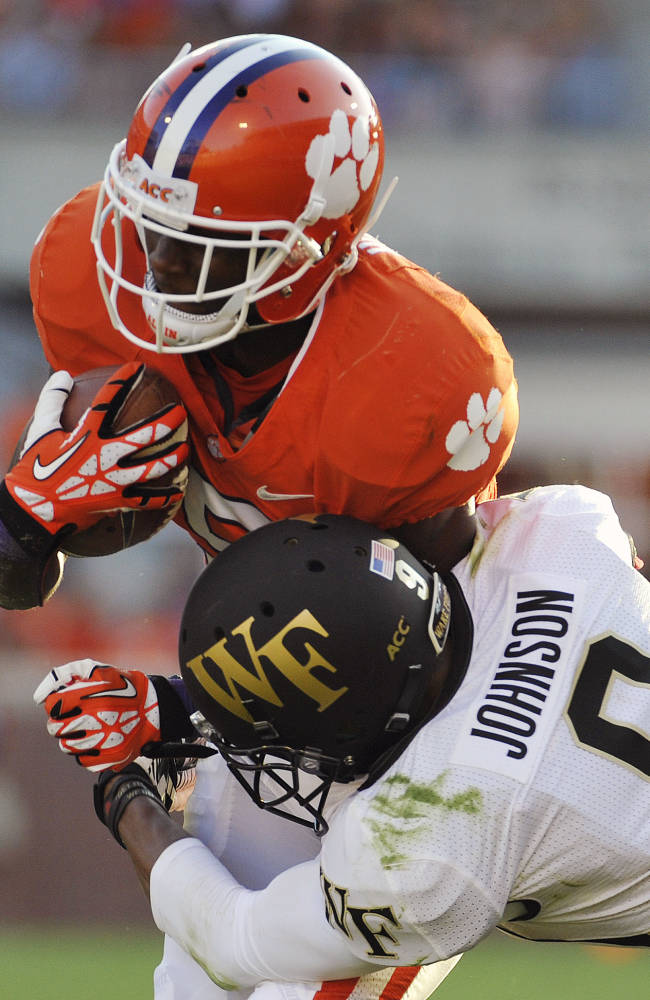 Welcome to the ACC: Syracuse set for No. 3 Clemson