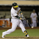 AP Sources: A's trade catcher Norris to Padres The Associated Press