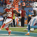 Chiefs relishing must-win victory over Miami The Associated Press