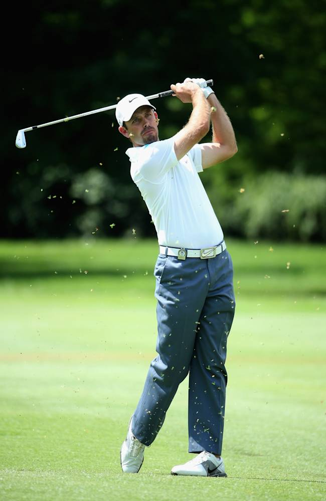 South African Open Championship - Day Three