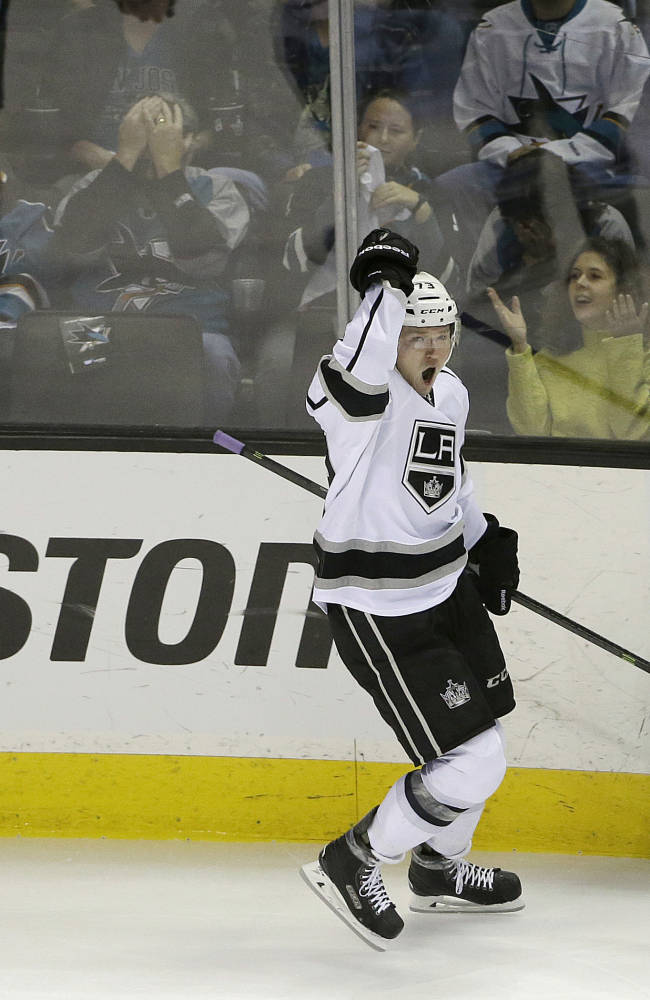 LA Kings, Ducks to meet in playoffs for 1st time