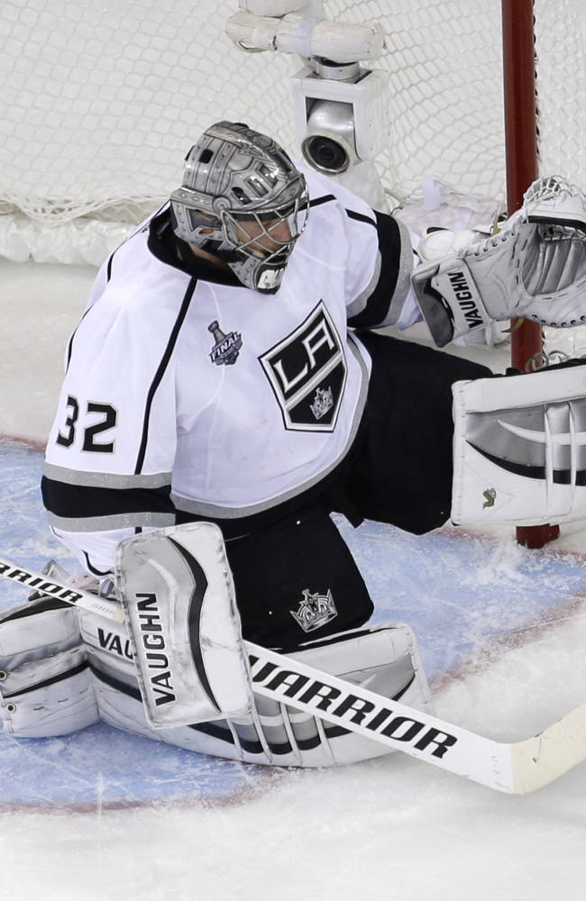 NHL's West is best again in Stanley Cup finals