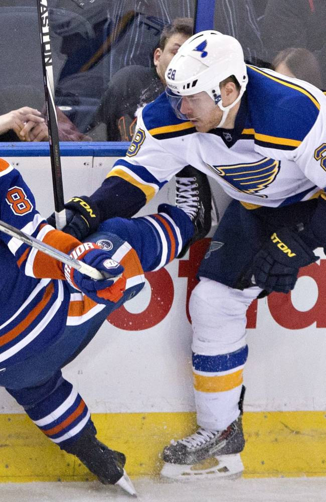 Penguins acquire Cole from Blues for Bortuzzo and draft pick