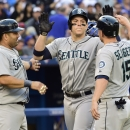 Morrison homers twice, Mariners beat Jays 7-5 The Associated Press