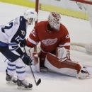 Stafford's Shootout Goal Sends Jets To 5-4 Win Over Detroit