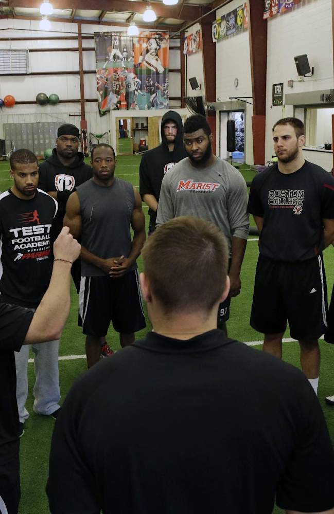 Prepping for combine is well-rounded crash course
