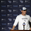 Greene back on field as Titans work to replace CJ The Associated Press