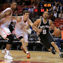 San Antonio Spurs v Miami Heat Getty Images