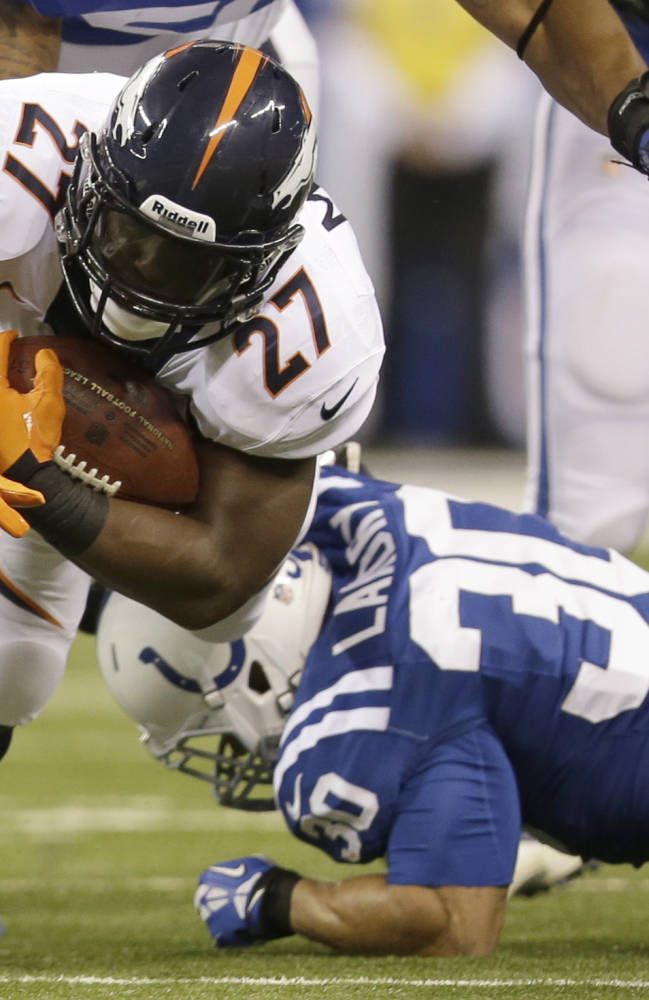 Indy capitalizes on Denver miscues for 39-33 win