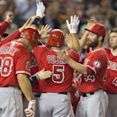 Pujols 1st to hit HRs No. 499, 500 in same game The Associated Press