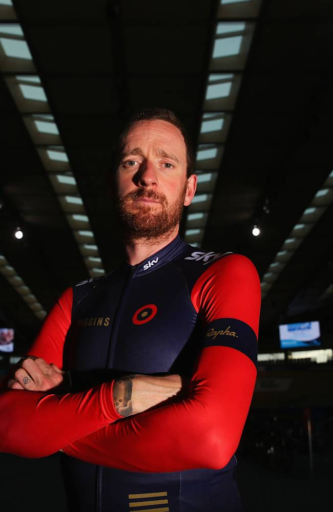 Sir Bradley Wiggins - UCI Hour Record Attempt Media Session