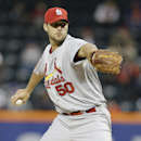 Cards' Wainwright says knee good for Sunday start The Associated Press