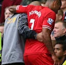 Liverpool confirms Johnson out for a month with ankle injury