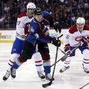Pacioretty lifts Canadiens over Avalanche, 4-3 The Associated Press