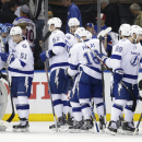 Stamkos has goal and assist, Lightning beat Rangers 2-0 The Associated Press
