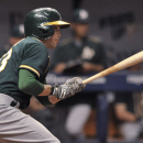 Graveman, Fuld lead A's to 5-0 win over Rays The Associated Press