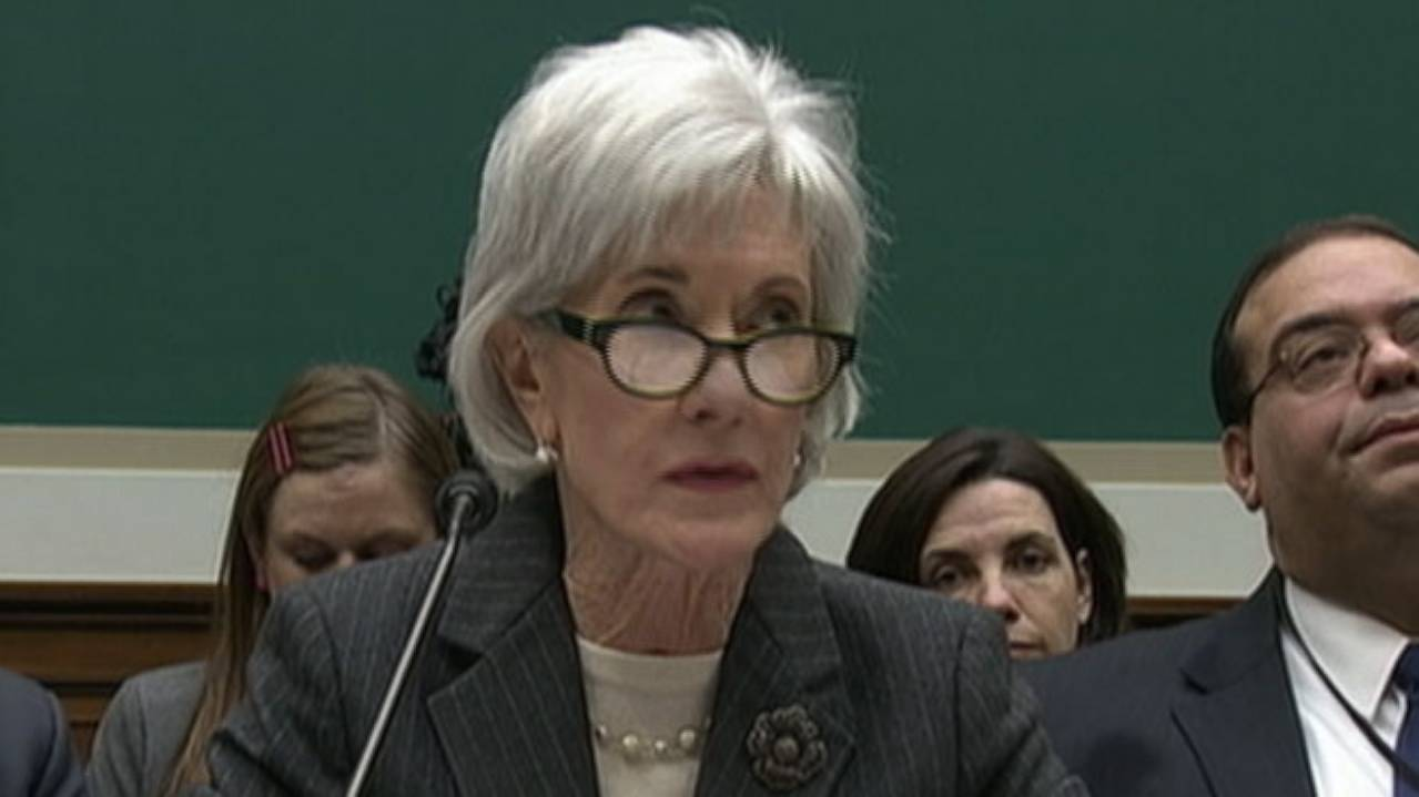 Kathleen Sebelius Calls for Investigation Into the Healthcare.gov Launch