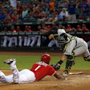 Oakland Athletics v Texas Rangers Getty Images
