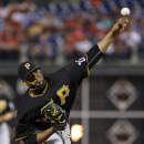 Liriano fans 12 in Pirates' 4-1 win over Phillies The Associated Press
