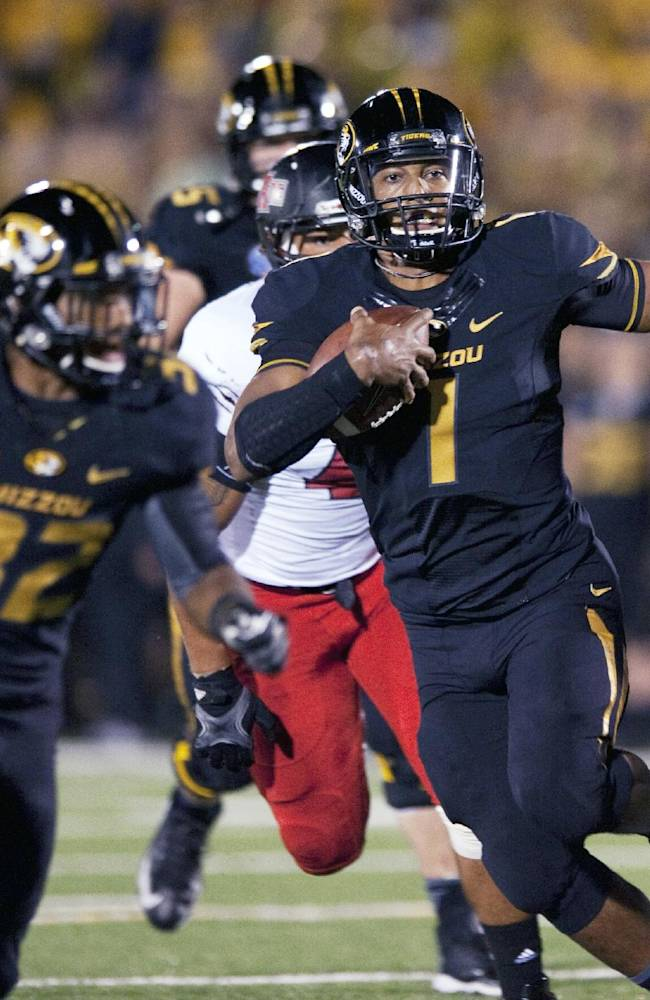 Mizzou eager to put last year's SEC play behind it