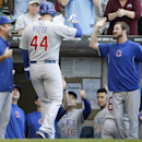 Rizzo homers, Cubs finish by beating Brewers 5-2 The Associated Press