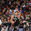 Nets center Brook Lopez sidelined by sprained foot The Associated Press