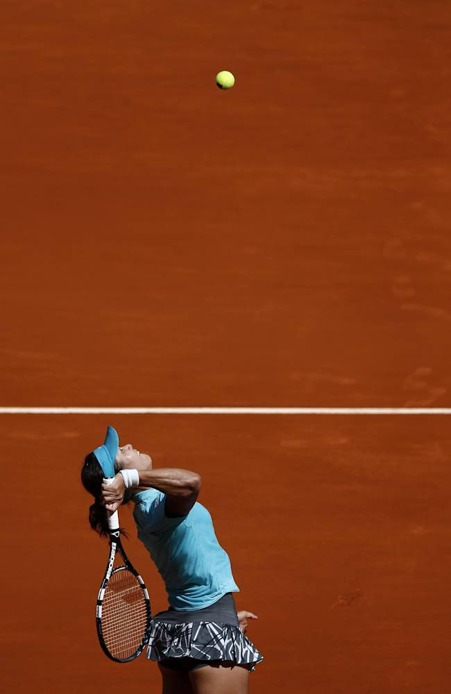 Andy Murray loses in 3rd round at Madrid Open