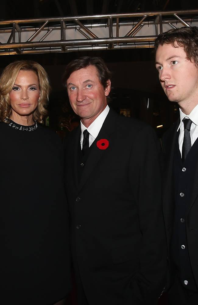 2013 Hockey Hall Of Fame Induction - Red Carpet