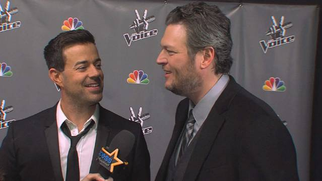 'The Voice' Finale: Blake Shelton Reacts To Adam Levine Winning Season 5