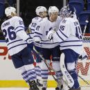 Maple Leafs back on ice day after Ottawa shooting (Yahoo Sports)