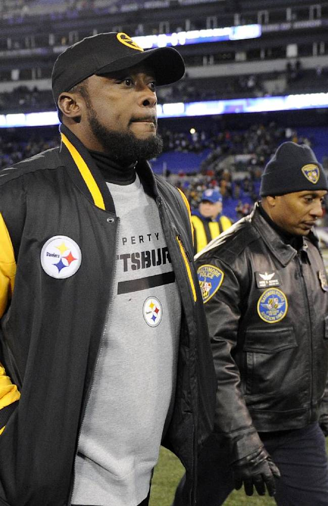 Steelers' Tomlin: On-field foray was 'inexcusable'