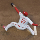 Hernandez cruises, Phillies beat Brewers 4-1 The Associated Press