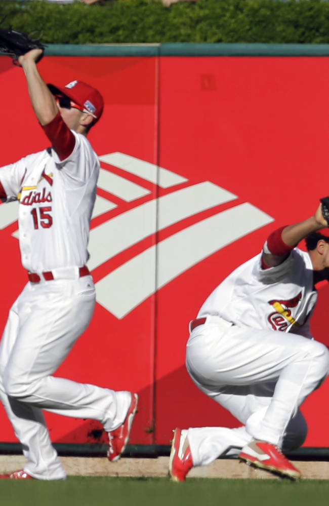 Cardinals sink Kershaw again, head to another NLCS
