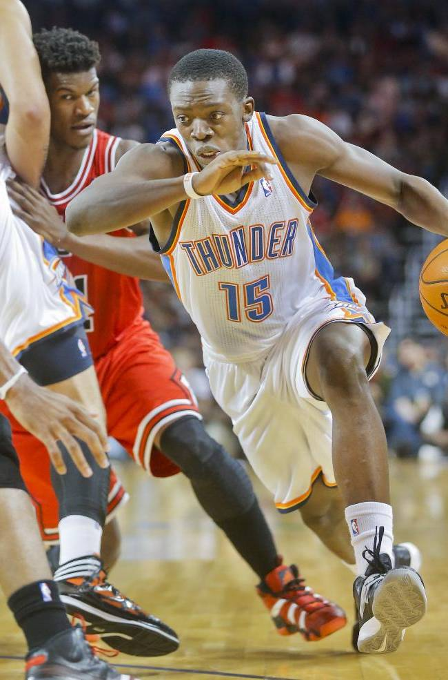 Thunder exercises options on 3 players