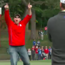 Heckler makes putt Rory can't at Ryder Cup (Yahoo Sports)