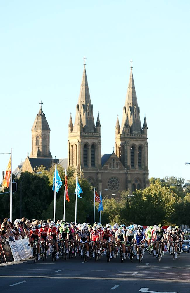2014 Tour Down Under - People's Choice Classic